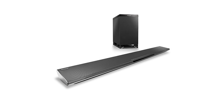 Soundbar Panasonic SC-HTB485EGK 2.1 cu Subwoofer wireless