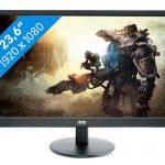 AOC E2470SWH Monitor LED Full HD cu cel mai bun raport calitate pret