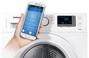 Samsung WW80K44305WLE