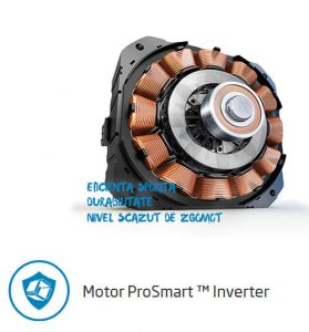 Beko HTV8633XS1 cu motor Pro Smart Inverter