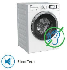 Beko HTV8633XS1 silent tech