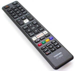 Toshiba 65U6663DG Telecomanda