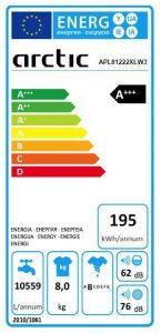 Arctic APL81222XLW3 consum