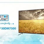 Star-Light 50DM7500 Televizor Smart 4K UHD LED