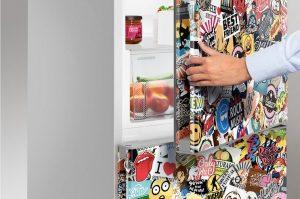 Combina frigorifica Liebherr Sticker Art CNst 4813