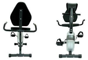Bicicleta fitness orizontala Sporter