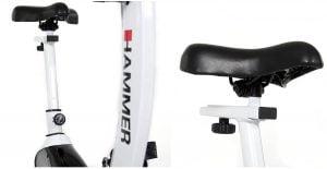 bicicleta fitness Hammer Cardio T2