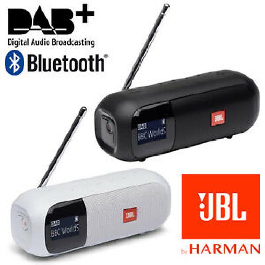 Cel mai bun radio portabil cu internet  JBL Tuner 2