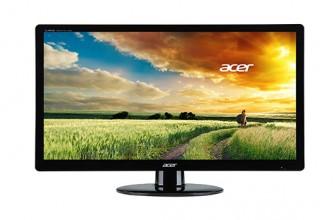 Acer S230HLBbii un monitor ieftin si destul de performant