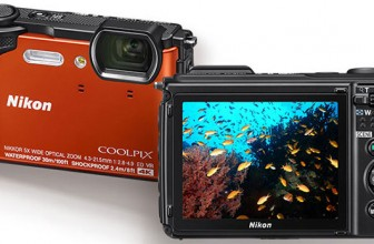 Aparat foto digital Nikon COOLPIX W300 Holiday Kit