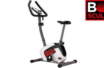 Body Sculpture BC-1720 – Bicicleta fitness magnetica cu 18 programe