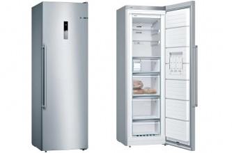 Bosch GSN36BIEP congelator  vertical cu sertare