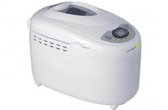 Concept PC5040 – Masina de paine 850W, 1250 g, 12 programe