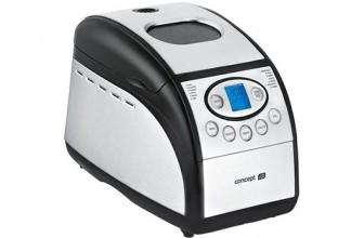 Concept PC5060 – Masina de paine cu 12 programe si forme de baghete