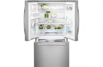 Electrolux EN6086JOX – Side by Side No Frost, Inox antiamprenta