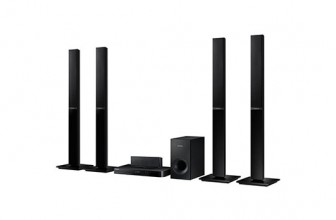 Home Cinema Samsung HT-J4550, Blu Ray, 5.1, 3D