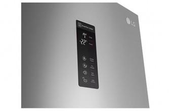 LG GBF59PZDZB – Combina frigorifica silentioasa, cu o multime de functii moderne