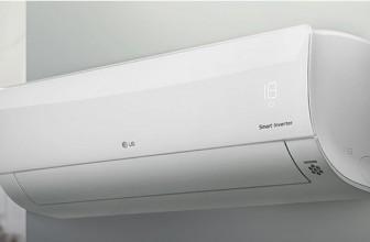 LG Standard Plus P09EN – Aer conditionat cu afisare consum energie
