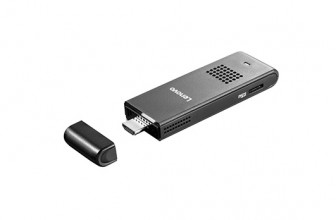 Lenovo Mini PC IdeaCentre Stick 300 cu procesor Intel Atom Z3735F