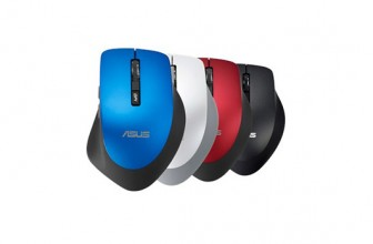 Mouse optic ASUS WT425 1600 dpi USB