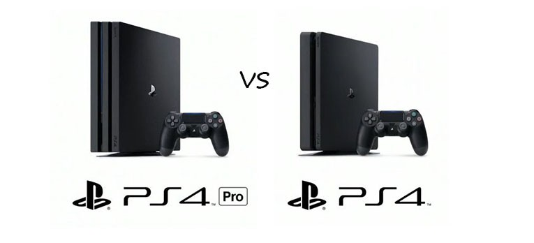 PS4 vs PS4 Pro: Care este diferenta?