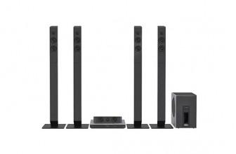 SC-BTT885EG9 – Home cinema Panasonic 5.1, Smart, 3D