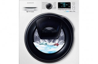 Samsung Add-Wash WW80K44305W/LE – Masina de spalat rufe