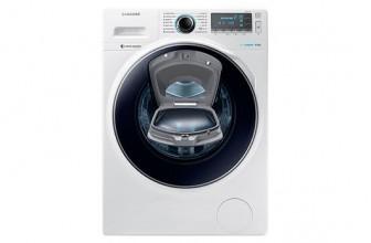 Samsung WW80K7415OW/LE Eco Bubble AddWash – Masina de spalat rufe cu un aspect deosebit