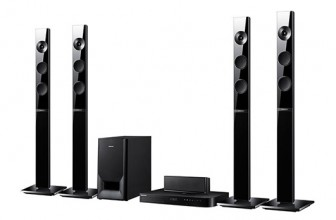 Sistem Home Cinema 5.1 cu Blu-ray Samsung HT-J5150