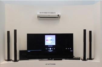 Sistem Home Cinema Samsung HT-H7750WM cu Blu-ray 7.1 si 3D