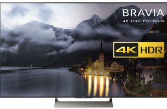 Smart Android LED Sony Bravia 55XE9005 – Televizor 4K Ultra HD