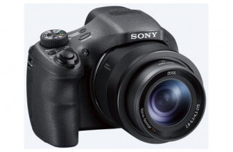 Sony Cyber-Shot DSCHX350 – Aparat foto digital 20.4MP, 50x Hight Zoom