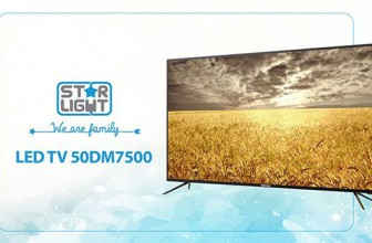 Star-Light 50DM7500 – Televizor Smart 4K UHD LED