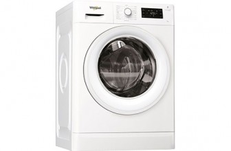 Whirlpool FreshCare+ FWG71484W EU – Masina de spalat rufe 7 kg, 1400rpm
