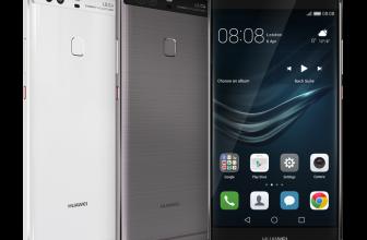 Telefon mobil Huawei P9 review